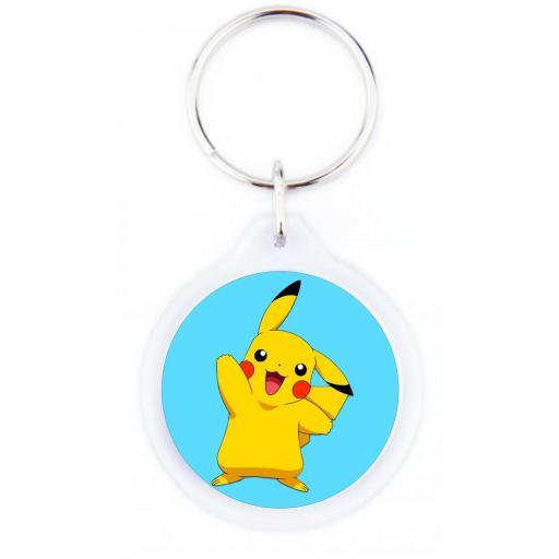 Llavero Pikachu  LLA053