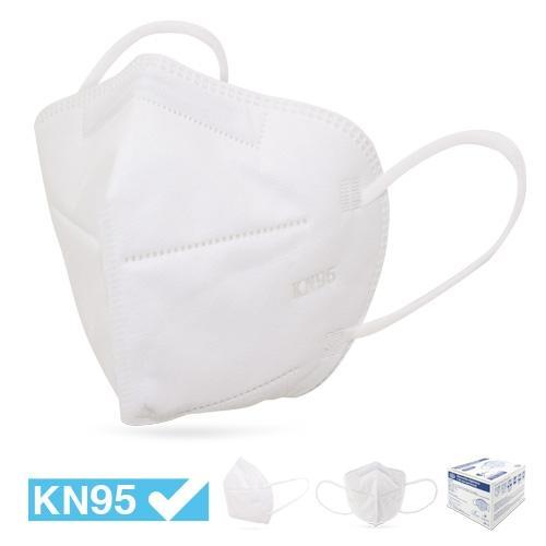 Mascarilla KN95 - La que más protege - seguridad total 5 capas
