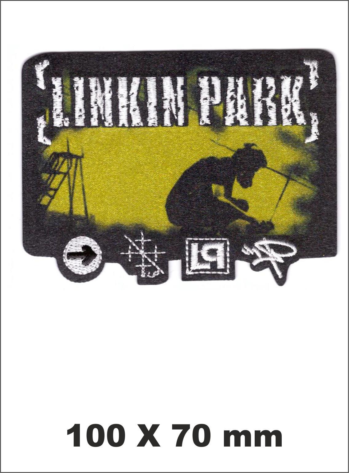 PARCHE BORDADO LINKIN PARK