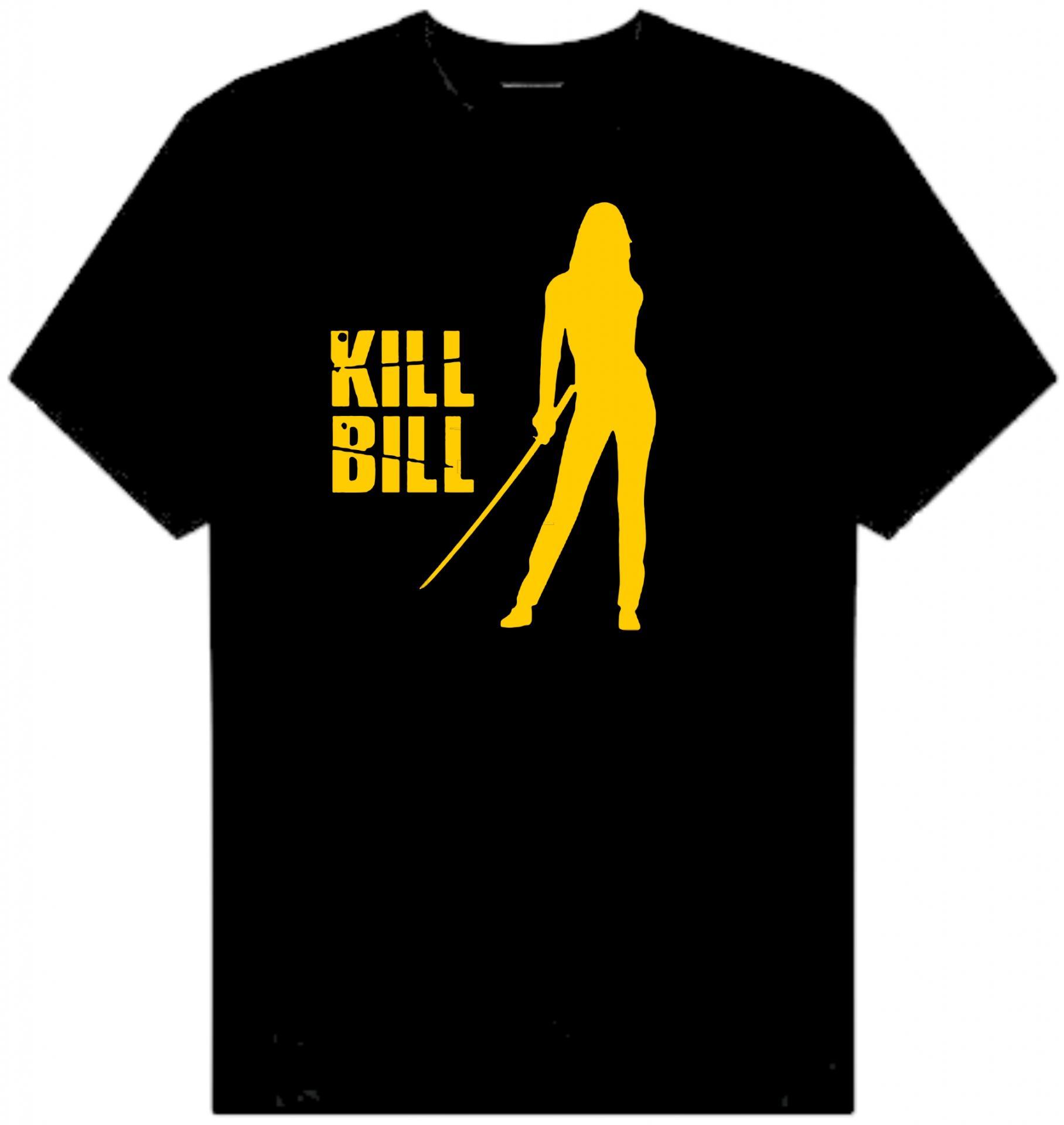 CAMISETA KILL BILL
