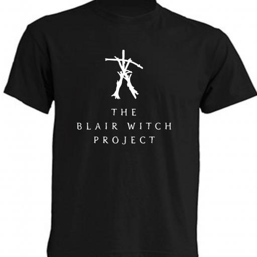 CAMISETA THE BLAIR WITCH PROJECT