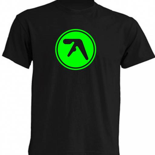CAMISETA APHEX TWIN