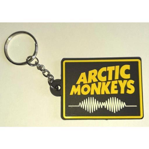 Llavero de Goma Arctic Monkeys