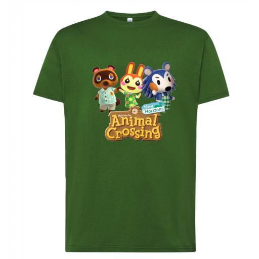 Camiseta Animal Crossing