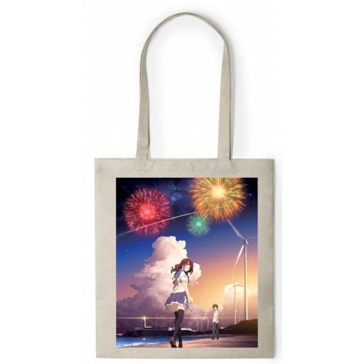 Bolsa de Asa tipo Nature  - Fireworks - BCR080