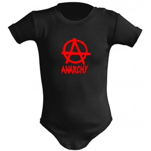 BODY DE BEBE ANARCHY