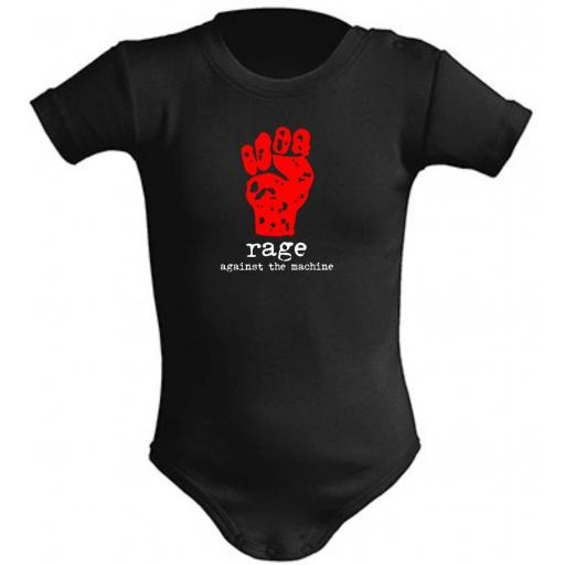 BODY DE BEBE RAGE AGAINST THE MACHINE