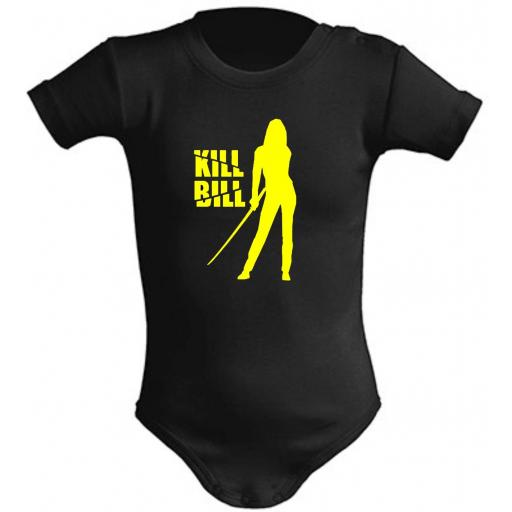 BODY DE BEBE KILL BILL