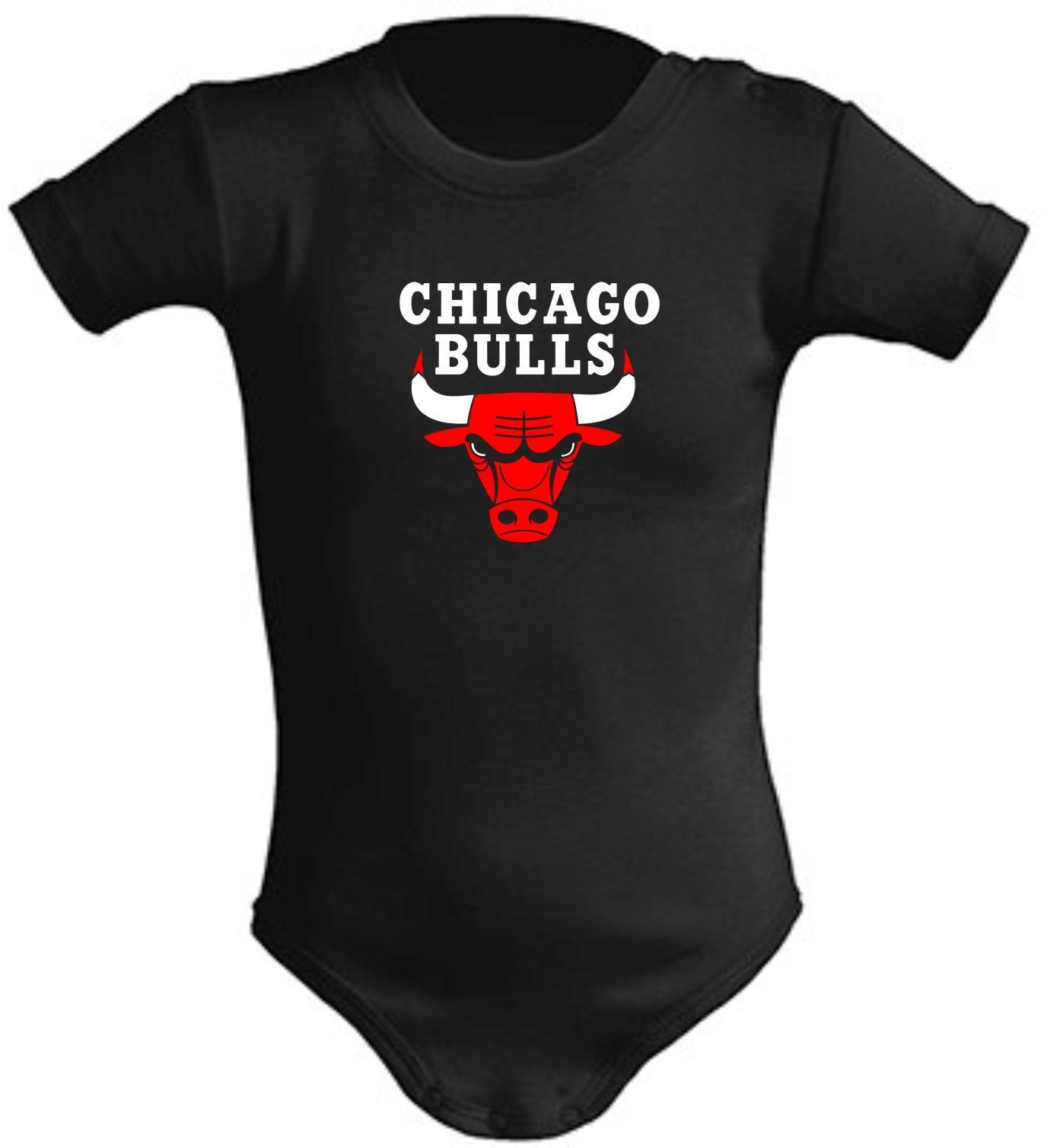BODY DE BEBE CHICAGO BULLS