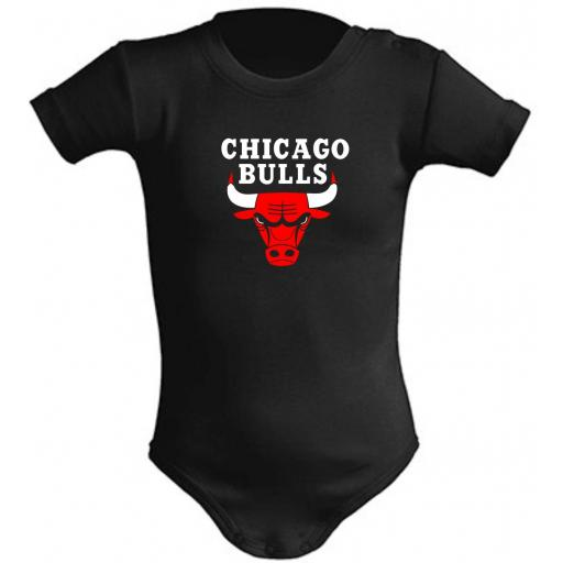 BODY DE BEBE CHICAGO BULLS