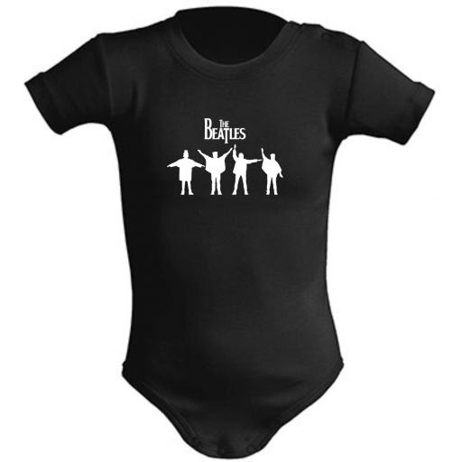 BODY DE BEBE THE BEATLES HELP