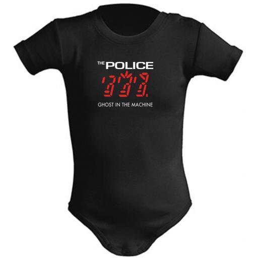 BODY DE BEBE THE POLICE [0]