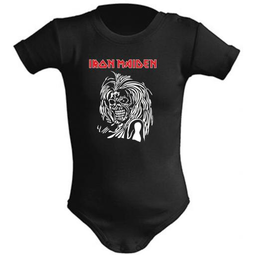 BODY DE BEBE IRON MAIDEN