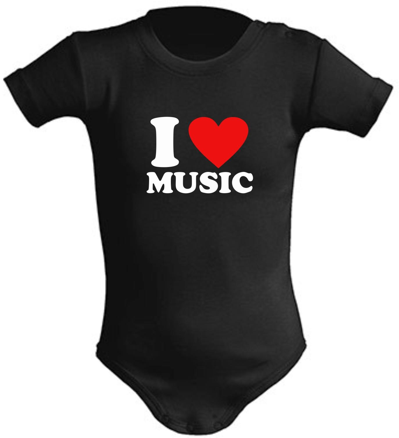 BODY DE BEBE I LOVE MUSIC