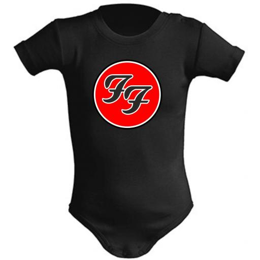 BODY DE BEBE FOO FIGHTERS