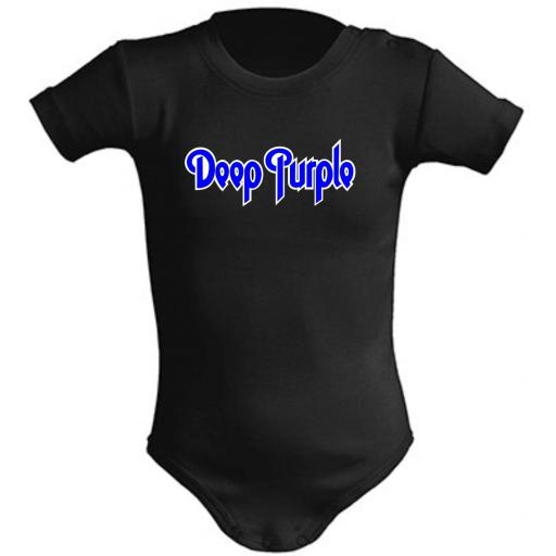 BODY DE BEBE DEEP PURPLE
