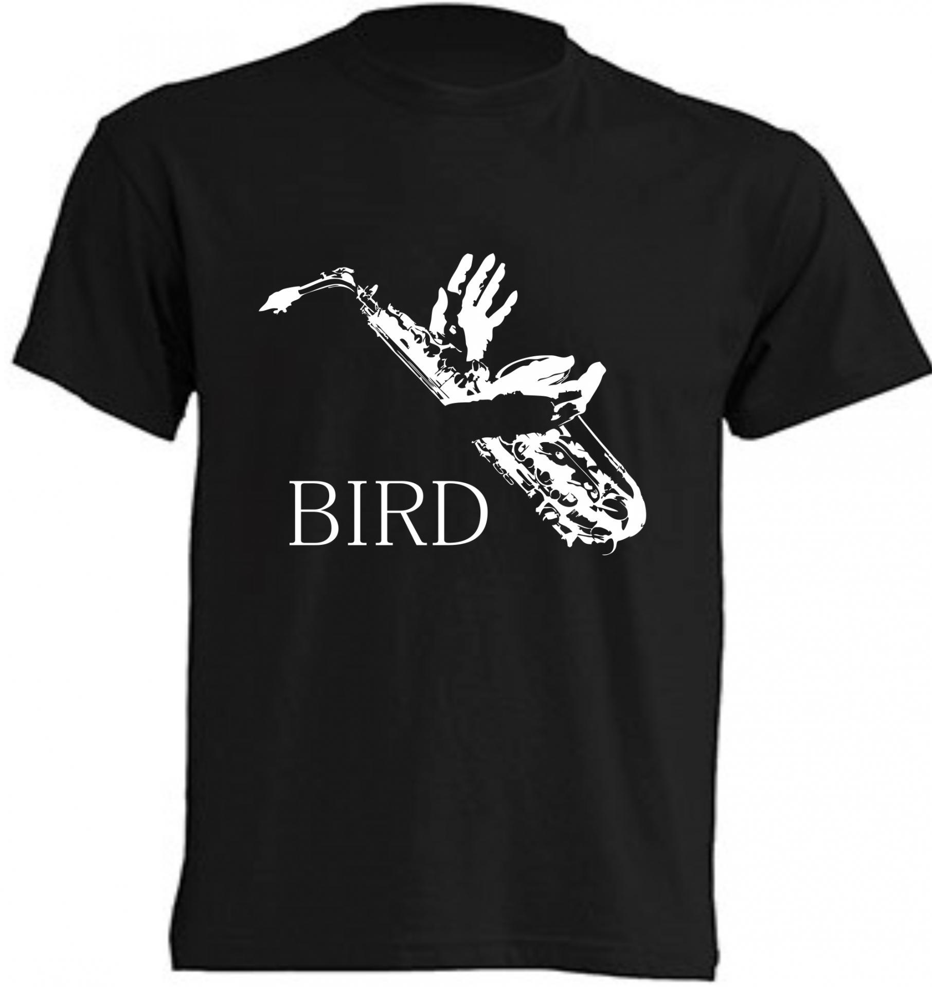 CAMISETA BIRD