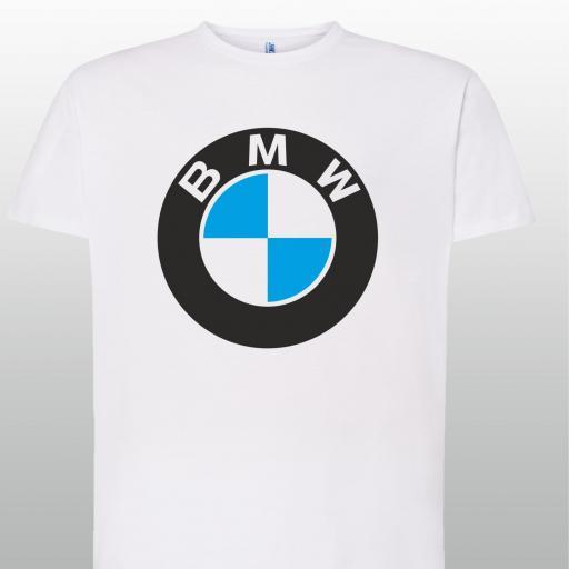 Camiseta BMW [1]
