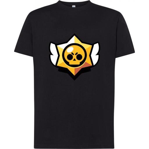 Camiseta Brawl Stars Logo