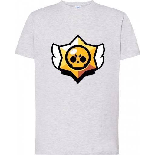 Camiseta Brawl Stars Logo [1]