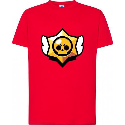 Camiseta Brawl Stars Logo [3]