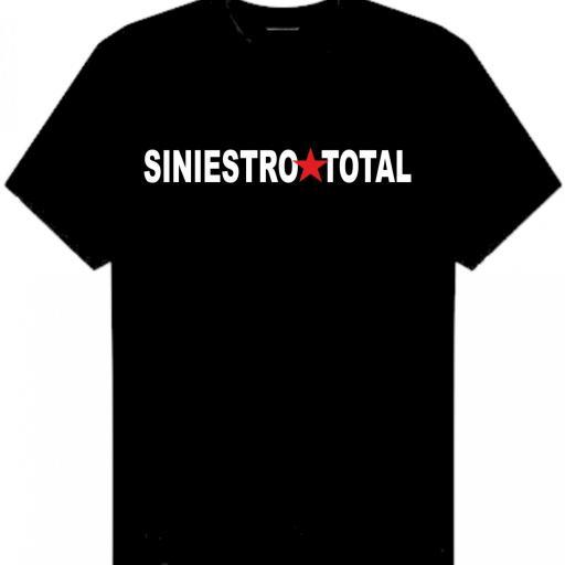 CAMISETA SINIESTRO TOTAL