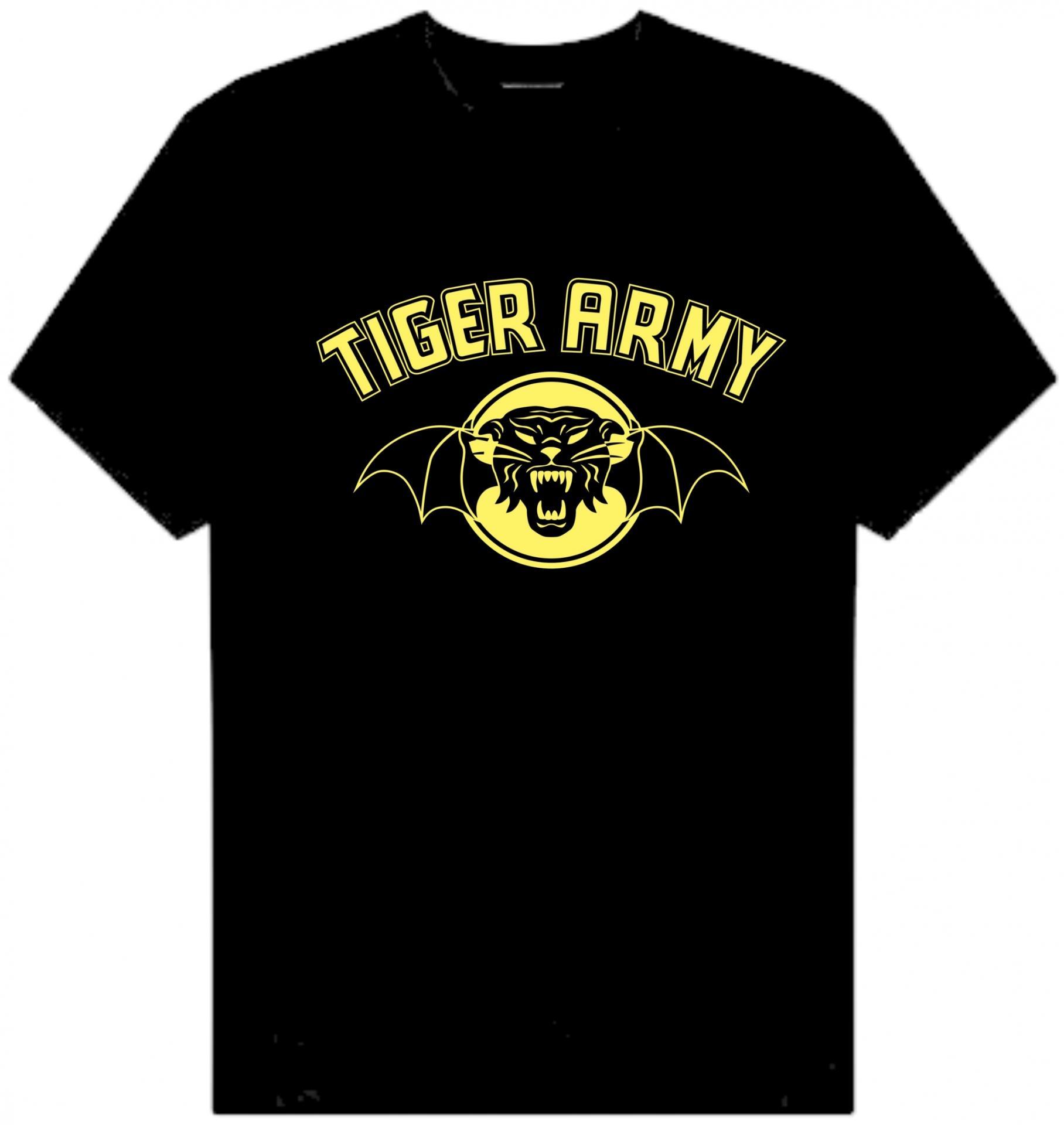 CAMISETA TIGER ARMY