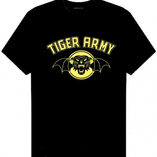 CAMISETA TIGER ARMY