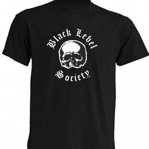 CAMISETA BLACK LEVEL SOCIETY
