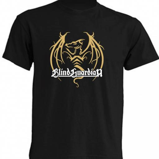 CAMISETA BLIND GUARDIAN