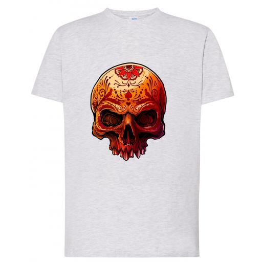 Camiseta CALAVERA 001