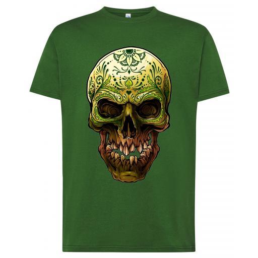 Camiseta CALAVERA 002