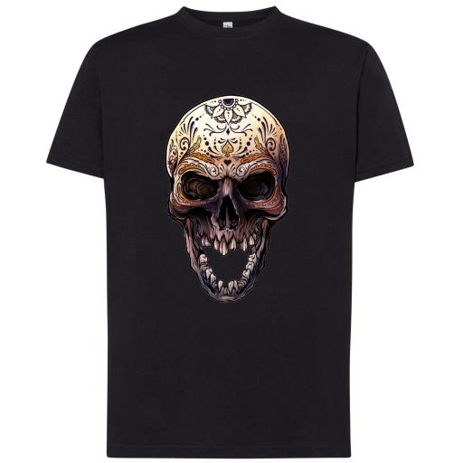 Camiseta CALAVERA 003
