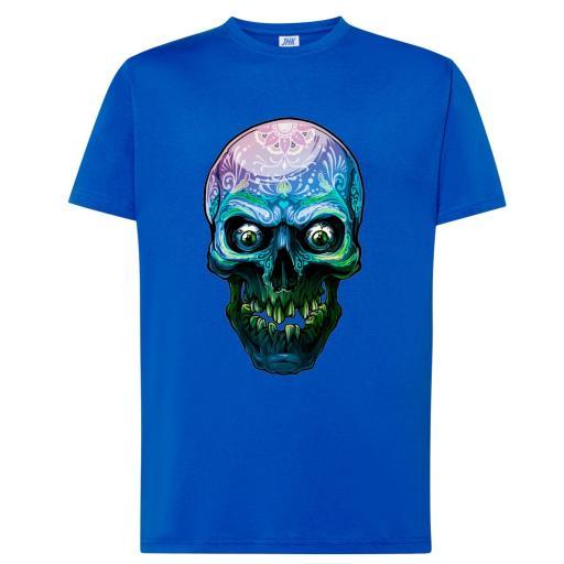 Camiseta CALAVERA 005