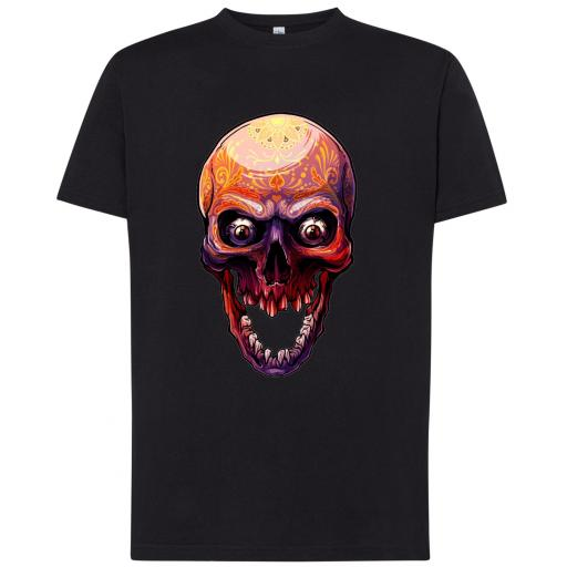 Camiseta CALAVERA 006