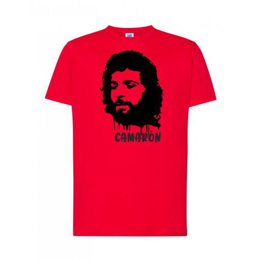 Camiseta Camaron de la Isla