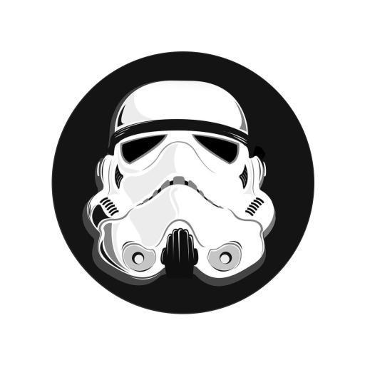 Chapa 013 - Starwars personajes