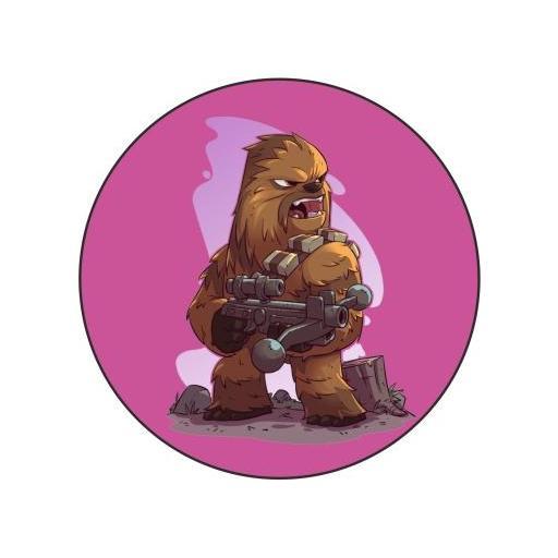 Chapa 018 - Starwars personajes