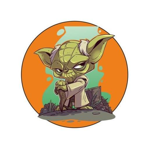Chapa 022 - Starwars personajes