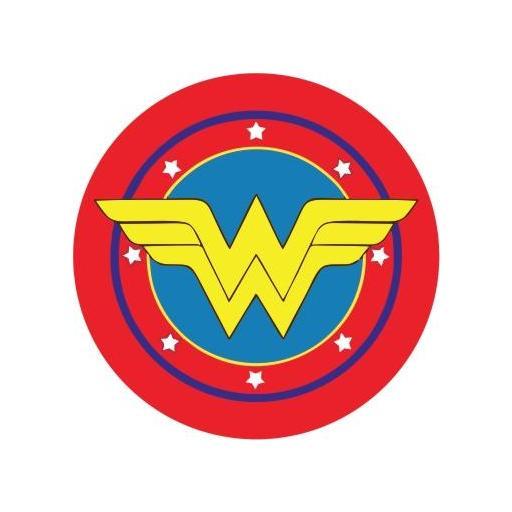 Chapa 064 - Wonder Woman