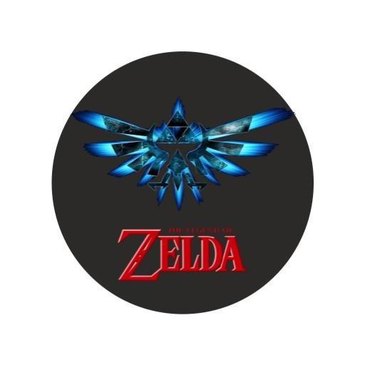 Chapa 074 - Zelda