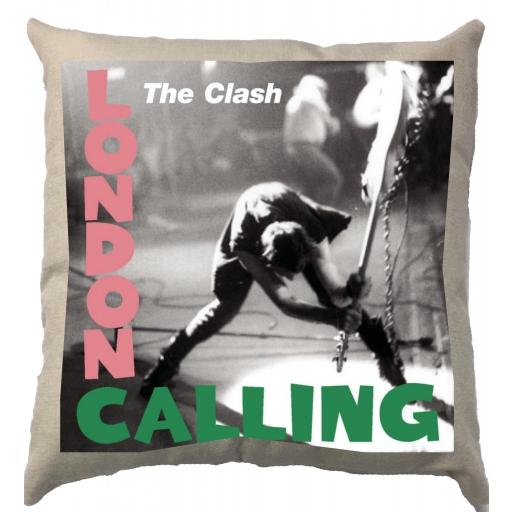 Cojín The Clash