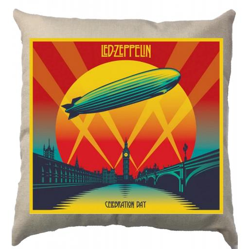 Cojín Led Zeppelin