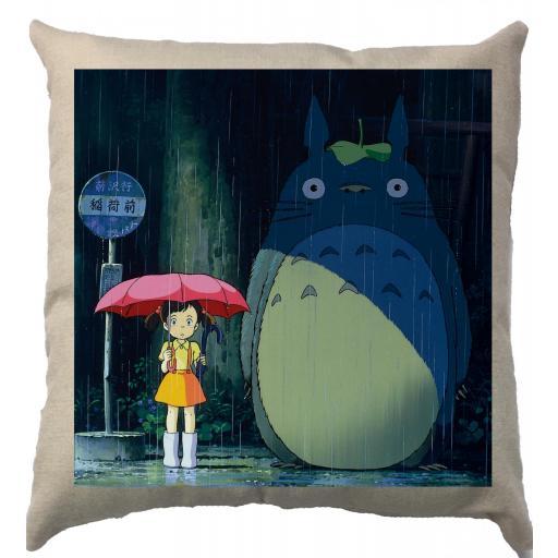 Cojín Totoro