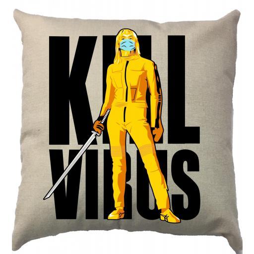 Cojín Kill Virus COJ024