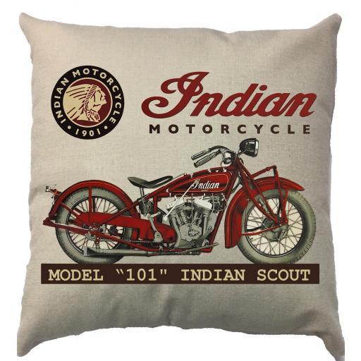 Cojín Indian Motorcycle  COJ031