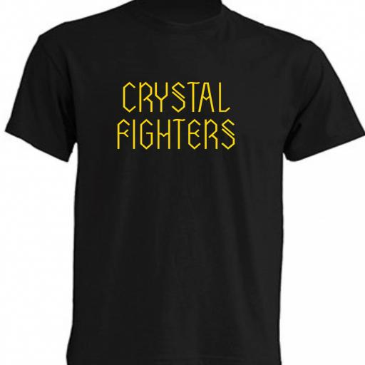 CAMISETA CRYSTAL FIGHTERS