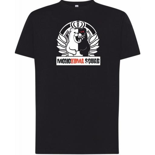 Camiseta Danganronpa Monokuma