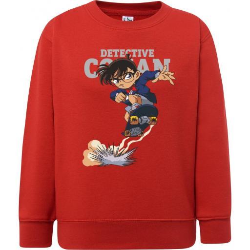 Sudadera Niño Detective Conan [2]