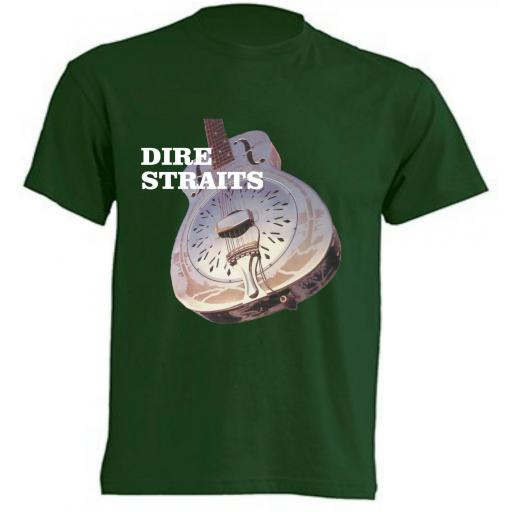 Camiseta Dire Straits [1]
